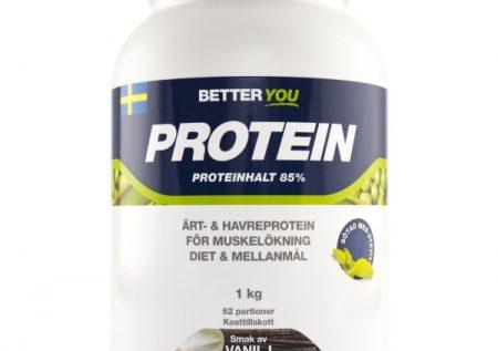 Better You Ärt & Havreprotein