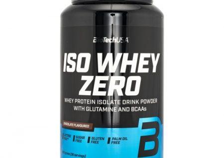 BioTechUSA Iso Whey Zero lactose free