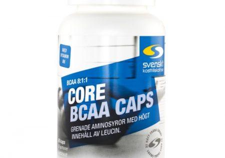 Core BCAA Caps